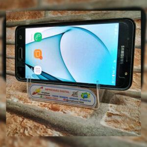 Dislpay-para-celular-personalizável
