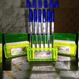 Display-de-cartões-e-caneta-em-acrílico